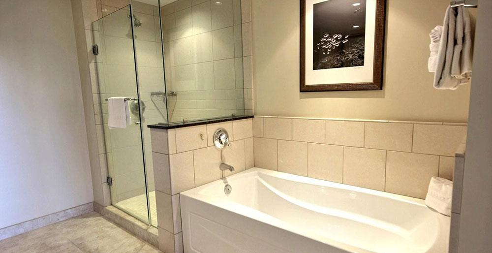 Bathroom Renovations Brampton - Showers & Bathtub