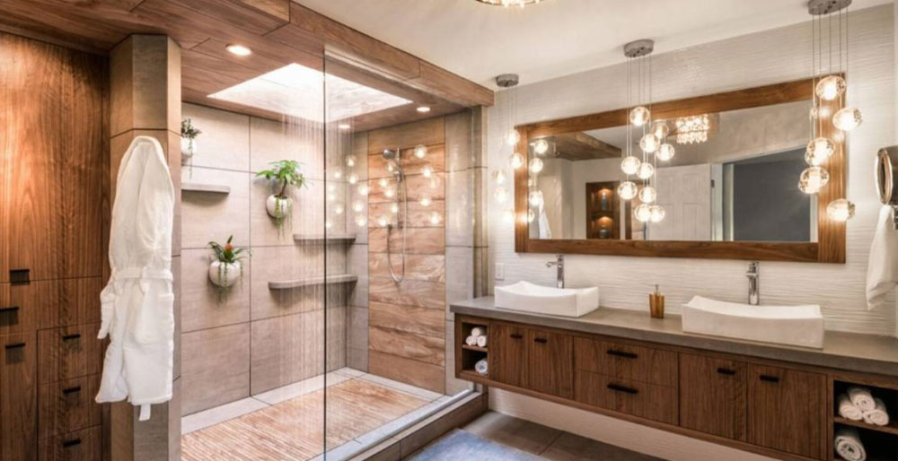 Bathroom Renovations  Toronto - Lights